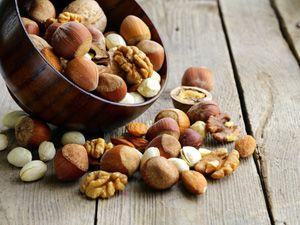 Warum Nüsse gesund sind