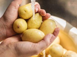 Darum sollten Sie Obst und Gemüse vor dem Verzehr waschen