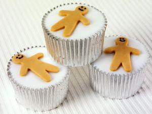 Weihnachtliche Cupcakes Rezept