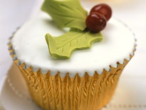 Weihnachts-Cupcake Rezept