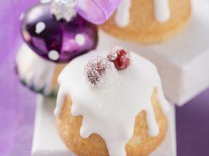 Weihnachts-Cupcakes Rezept
