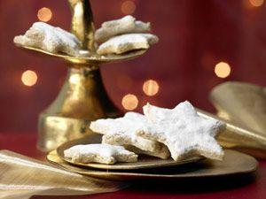 Rezepte für Weihnachtskekse