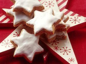 Weihnachtskekse ohne Butter Rezept