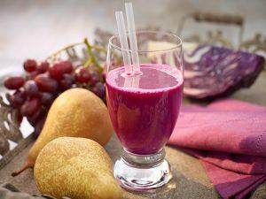Weintrauben-Rotkohl-Smoothie Rezept