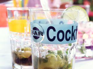 Weißbier-Limetten-Cocktail Rezept