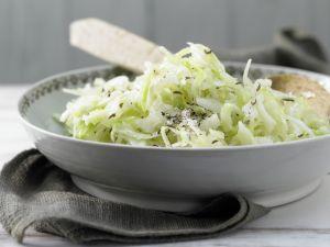 Weißkrautsalat – smarter Rezept