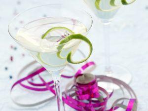 Wermut-Gin-Drink Rezept