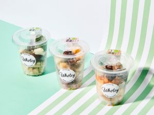 Die super Smoothies von Wholey