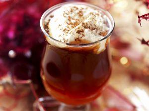 Winterpunsch mit Sahne Rezept