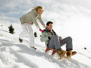 Wintersportarten zum Abnehmen