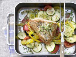 Eiweißreiche Gerichte mit Geflügel Rezepte