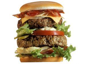 XXL-Hamburger Rezept