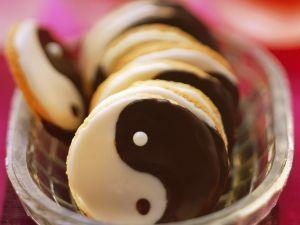 Yin-Yang-Kekse Rezept