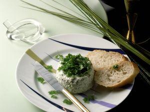 Ziegenkäse-Frischkäse-Törtchen Rezept