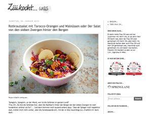 Ziii kocht: Grüße aus Wien
