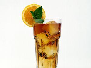 Zitronen-Minz-Eistee Rezept
