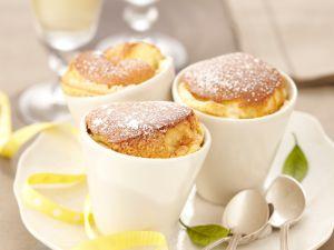 Zitronen-Souffles Rezept