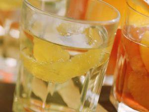 Zitronenbowle Rezept