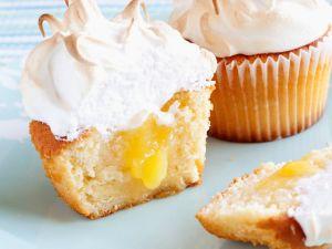 Zitronencupcakes mit Baiser Rezept