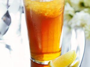 Zitroneneistee Rezept