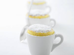 Zitronensouffle Rezept