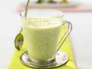 Zucchini-Buttermilch-Drink Rezept
