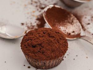 Leckeres Gemüseversteck: Schoko-Zucchini-Muffins