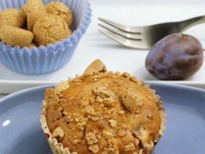 Zwetschgen-Muffins Rezept