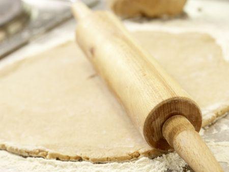Klassischer Apfelkuchen: Zubereitungsschritt 8