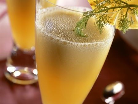 Ananas-Fenchel-Drink