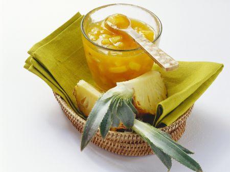 Ananas-Mango-Marmelade