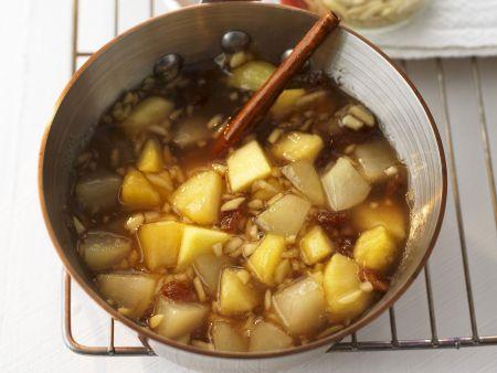 Apfel-Birnen-Kompott