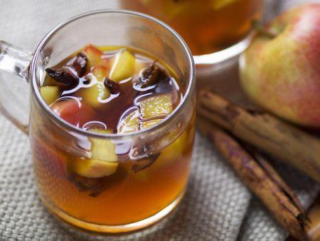 Rezept: Apfelglühwein