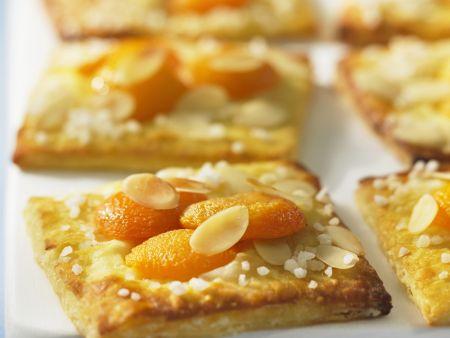 Aprikosen-Schnitten