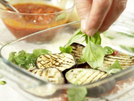 Auberginen-Auflauf: Zubereitungsschritt 5