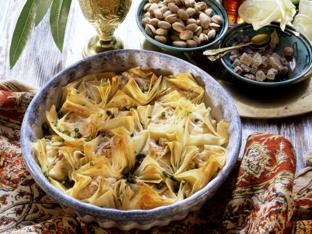 Balava auf libanesische Art
