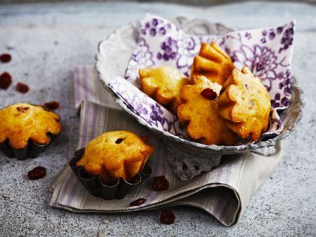 Berberitzen-Muffins
