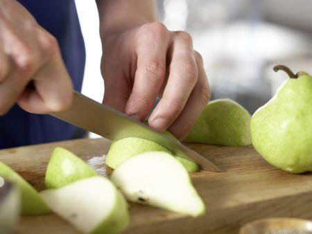 Birnen, Bohnen und Kassler – smarter: Zubereitungsschritt 6