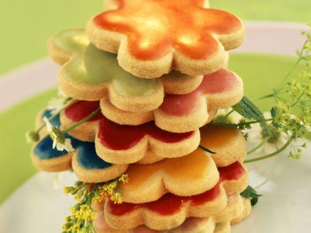 Blumen-Kekse