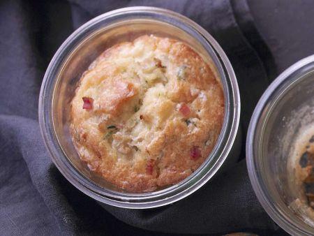 Blumenkohl-Schinken-Kuchen