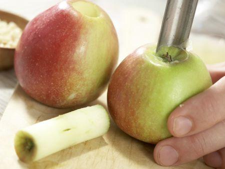 Bratäpfel auf Vanillesauce – smarter: Zubereitungsschritt 2