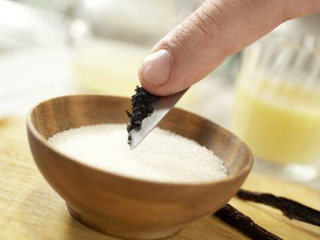 Bratäpfel auf Vanillesauce – smarter: Zubereitungsschritt 6