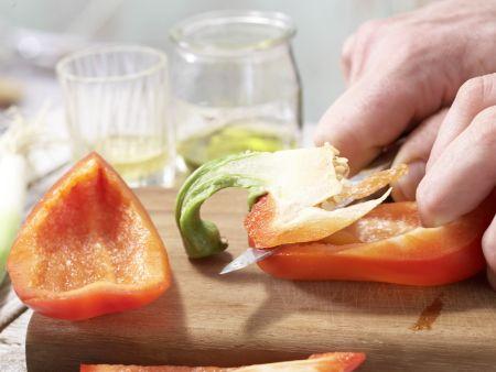 Bulgur-Avocado-Salat: Zubereitungsschritt 2