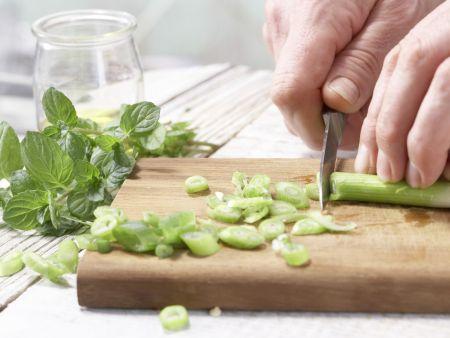 Bulgur-Avocado-Salat: Zubereitungsschritt 3