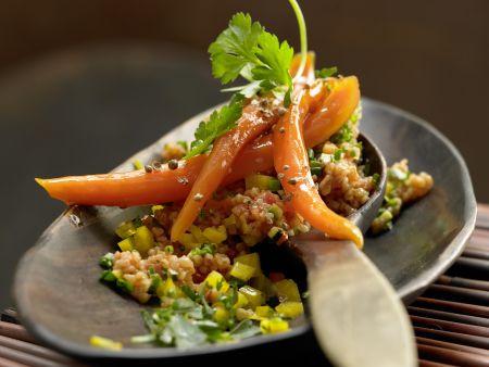 bulgur paprika salat rezept eat smarter. Black Bedroom Furniture Sets. Home Design Ideas