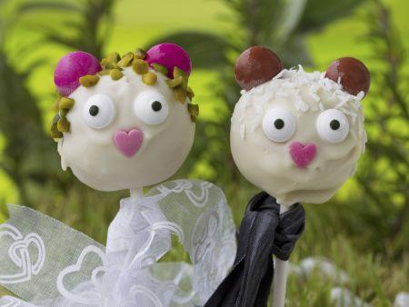 Cake-Pops zur Hochzeit