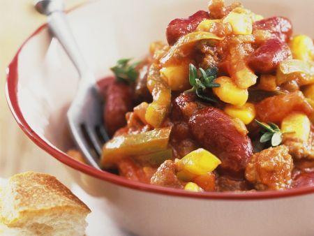 Chili Con Carne Tomatenmark Mais Rezepte Eat Smarter