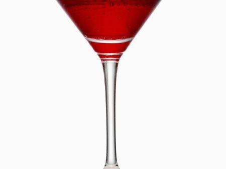 Cocktail mit Cassis