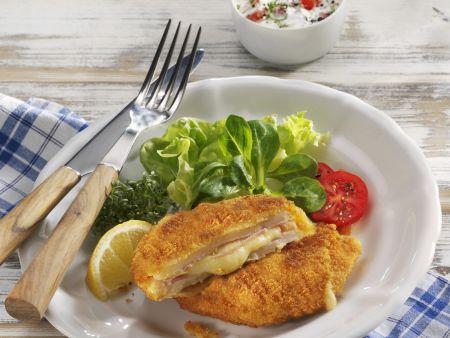 Cordon Bleu-Sellerieschnitzel