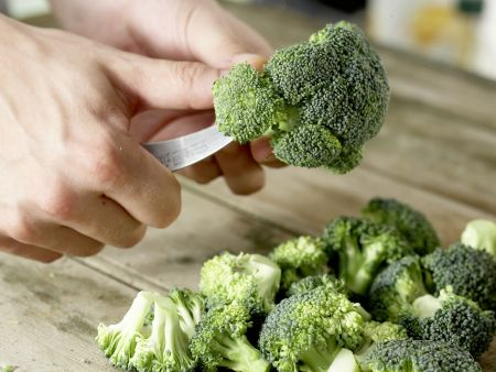 Couscous-Gemüse-Pfanne: Zubereitungsschritt 2